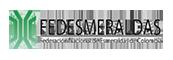 FEDESMERALDAS logo